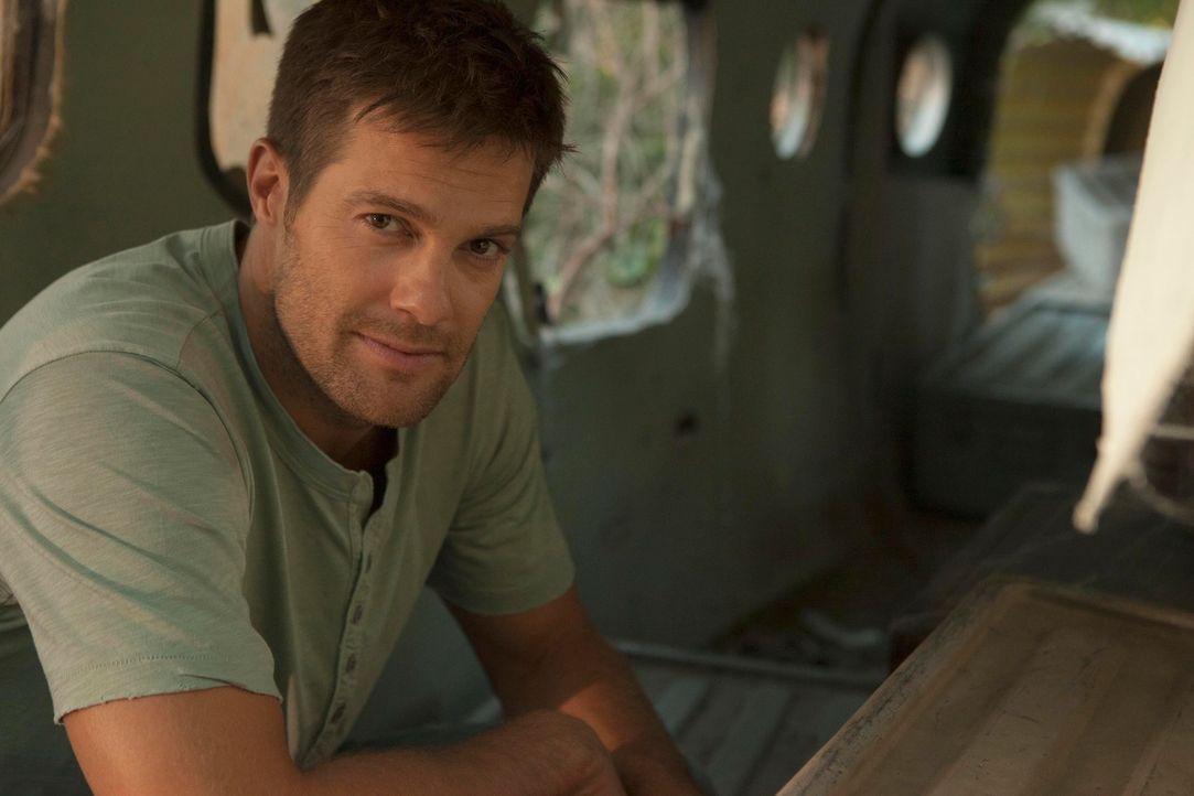 Wird Walter (Geoff Stults) den ehemaligen Lieutenant Colonel Nick Allison, der bei einem Flug plötzlich vom Radar verschwunden ist, finden? - Bildquelle: 2012 Twentieth Century Fox Film Corporation. All rights reserved.