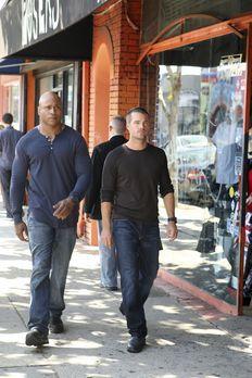 Navy CIS: L.A. - Ermitteln Undercover im sonnigen Kalifornien, um die nationa...