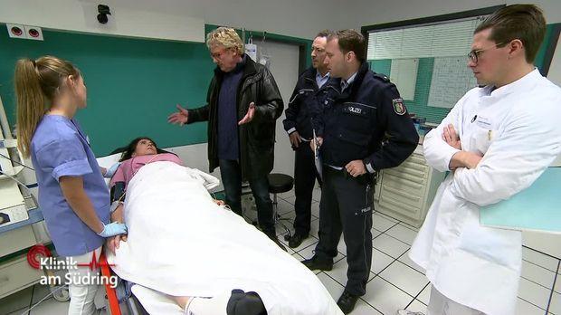 Klinik Am Südring - Klinik Am Südring - Schöne Diebin