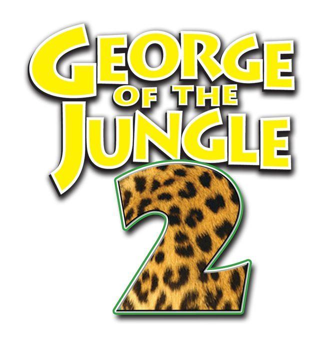 """""""George, der aus dem Dschungel kam 2"""" - Logo - Bildquelle: Walt Disney Pictures"""