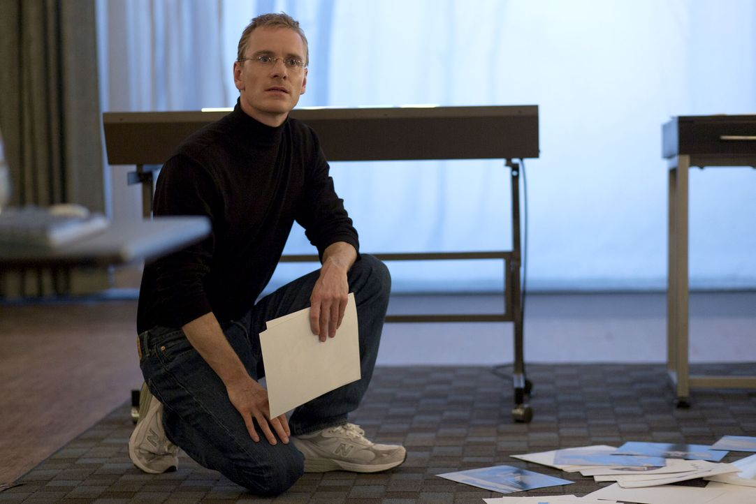 Steve-Jobs-Michael-Fassbender-Universal - Bildquelle: Universal