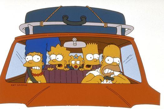 Die Simpsons - (9. Staffel) - Familie Simpson macht einen kleinen, aufregende...