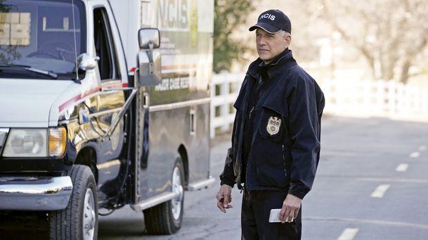 Muss zusammen mit seinem Team einen neuen Fall lösen: Gibbs (Mark Harmon) ......