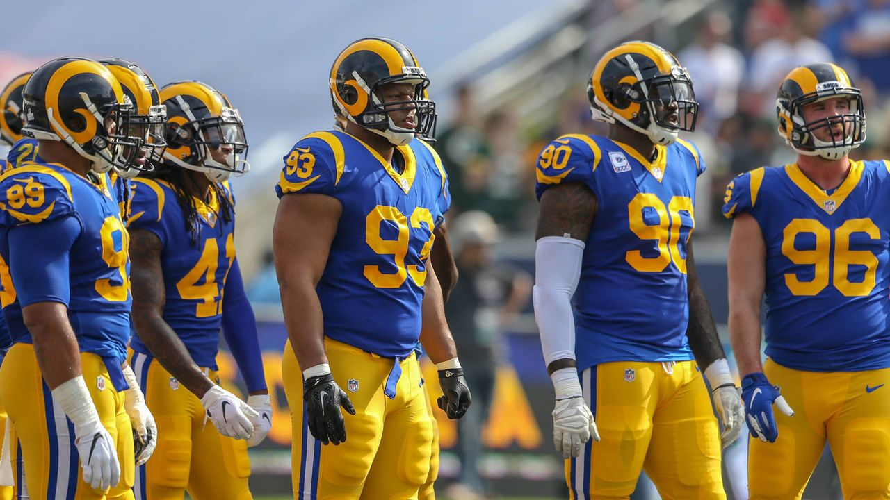 Los Angeles Rams (Gewinner) - Bildquelle: imago/ZUMA Press