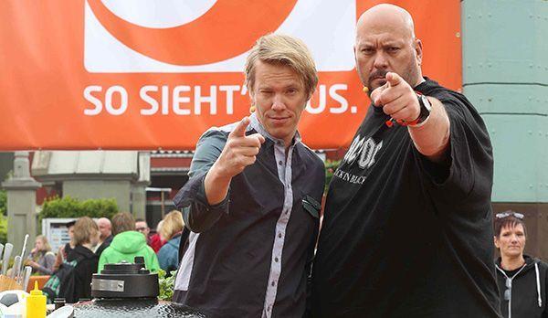 Jumbo und Simon - Bildquelle: kabel eins/ Ralf Jürgens