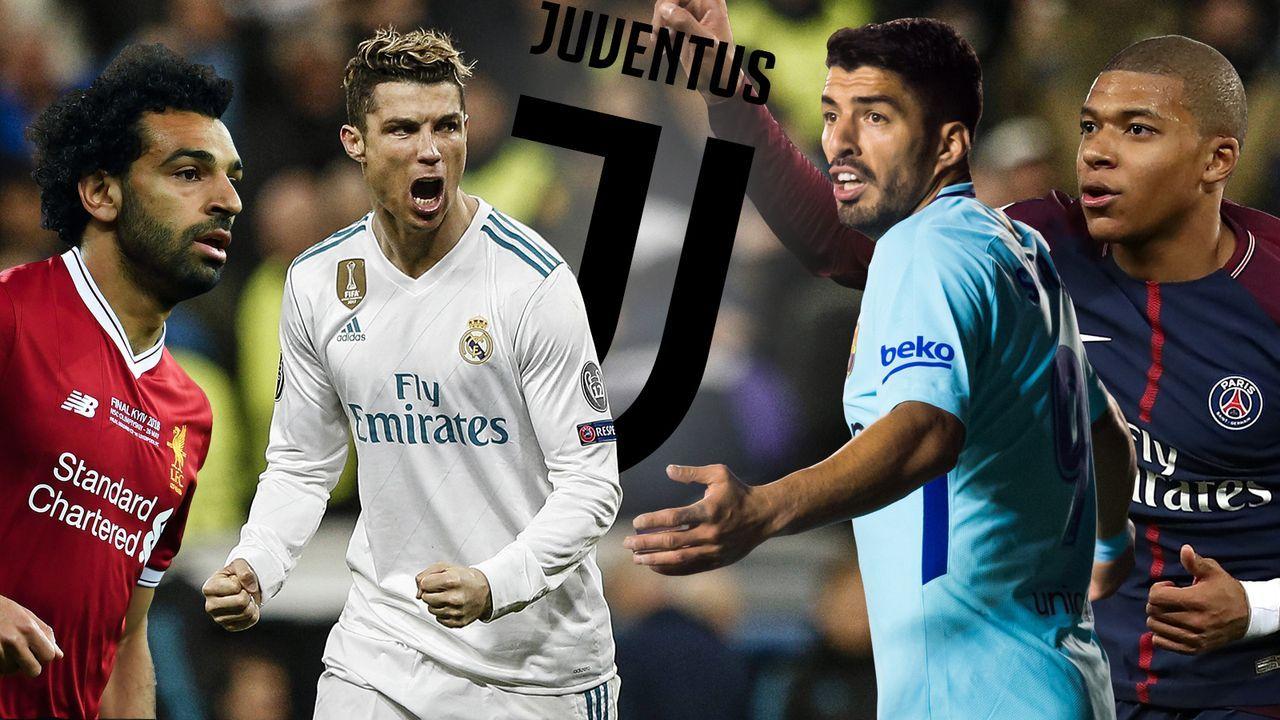 Domino-Effekt nach Ronaldo-Wechsel? - Bildquelle: 2018 Getty Images