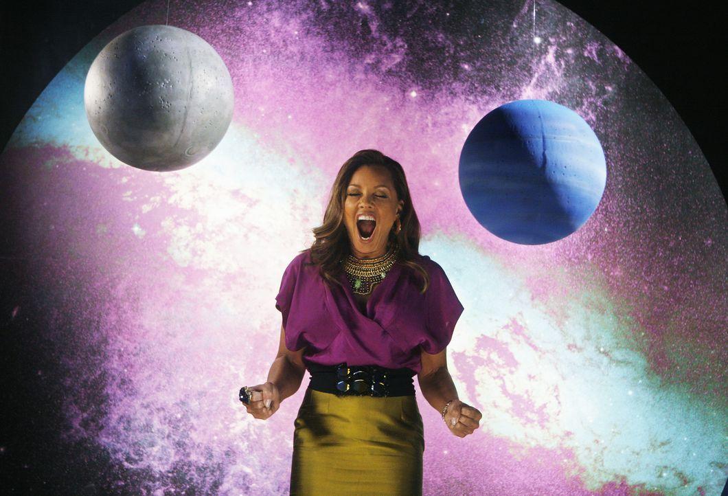 Wilhelmina (Vanessa Williams) rastet aus, als sie erfährt, dass Cal Hartley Claire zum Vice President von Meade macht ... - Bildquelle: 2008   ABC Studios