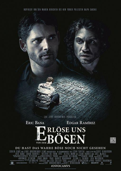 Erloese-uns-von-dem-Boesen-Plakat-Sony-Pictures - Bildquelle: 2014 Sony Pictures Releasing GmbH
