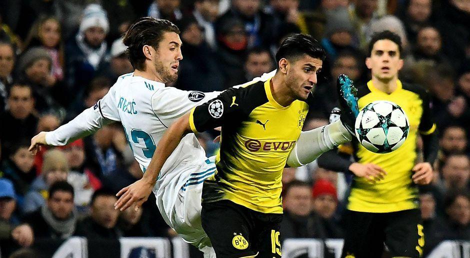 Mahmoud Dahoud (Borussia Dortmund) - Bildquelle: Imago