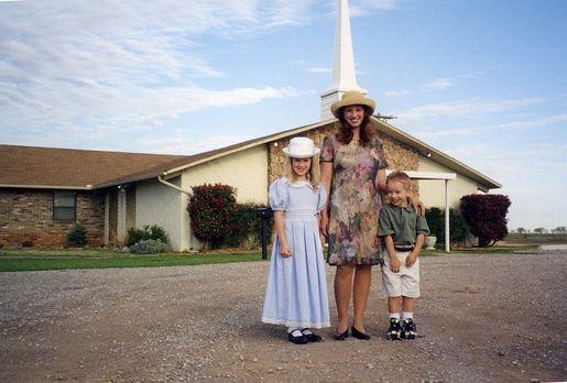 Als Sonntagschullehrerin und Mutter galt Branda (M.) in ihrer Kirche immer al...