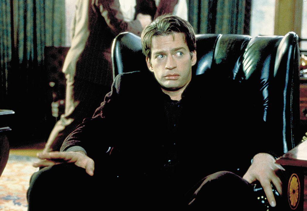 Obwohl Daniel Gallagher (Harry Connick jr.) niemals einen Menschen töten könnte, arbeitet als Hitman, als Mafiakiller. Kein Job mit Erfolgsaussich... - Bildquelle: 2004 Sony Pictures Television International. All Rights Reserved.
