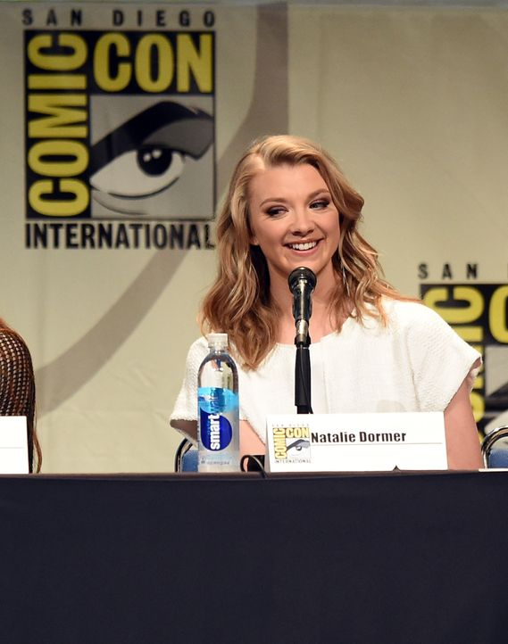 Comic-Con-2015-05-GOT-dormer-getty-AFP - Bildquelle: getty-AFP