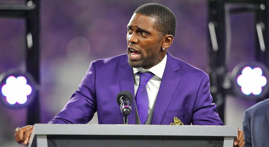 Randy Moss - Bildquelle: 2017 Getty Images