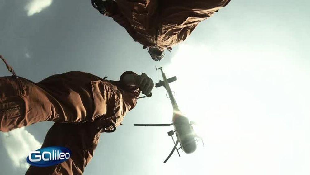 X-Files - Helikopter-Flucht