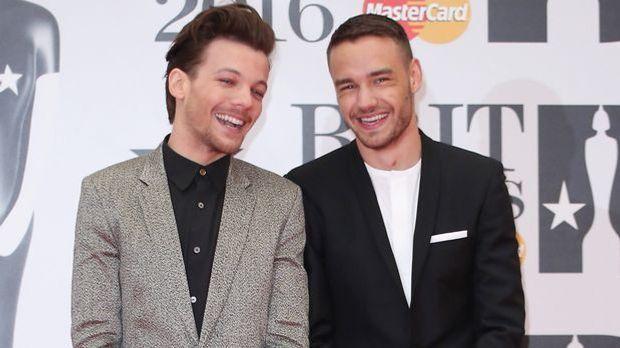 """""""One Direction""""-Star Liam Payne: Louis Tomlinson freut sich auf Dad..."""