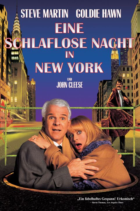 Schlaflos in New York - Artwork - Bildquelle: TM, ® &   by Paramount Pictures. All Rights Reserved.