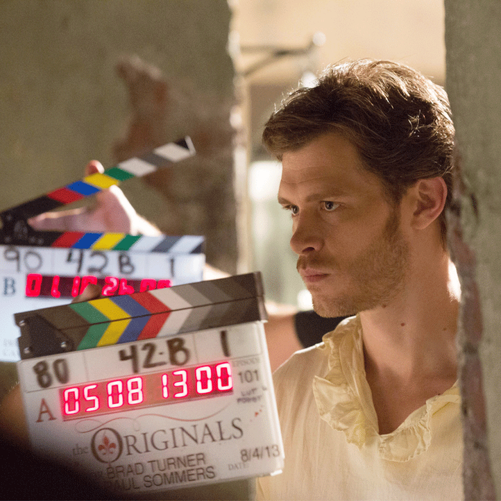 The Originals, Staffel 1: Klaus in Action - Bildquelle: Warner Bros. Entertainment Inc.