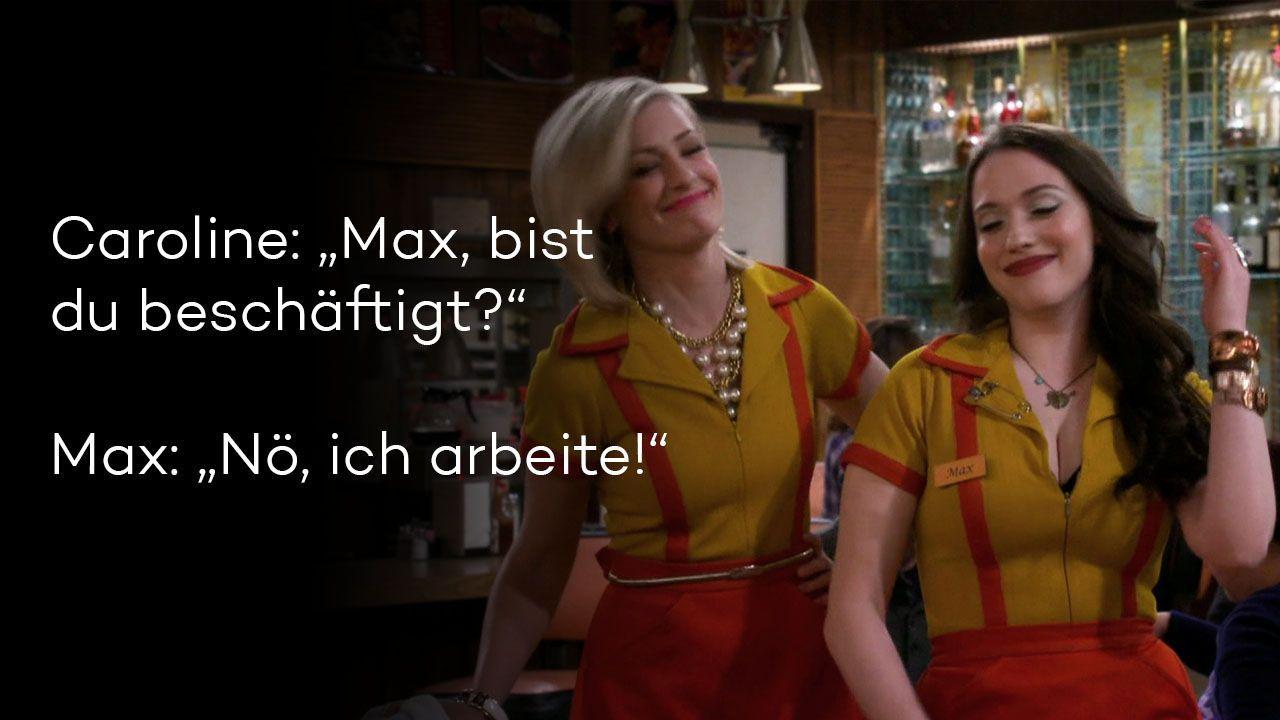 2 Broke Girls Staffel 5 Folge 19 Bild 9