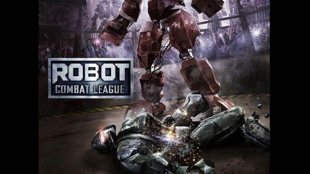 ROBOT COMBAT LEAGUE - Artwork © 2012 Syfy Media LLC