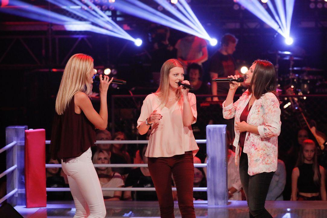 TVOG__74I7327.JPG_Tay_Sarah,Maria,Teresa - Bildquelle: ProSieben/André Kowalski