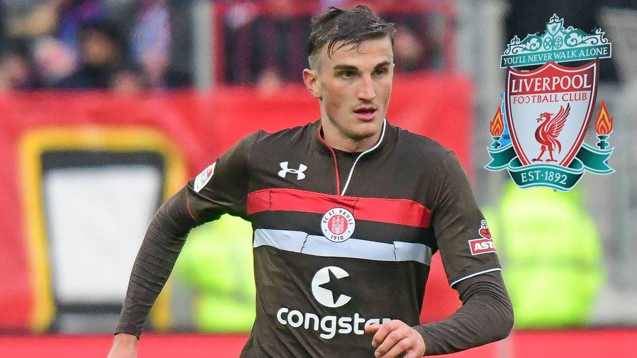 Philipp Ziereis (FC St. Pauli) - Bildquelle: imago/Oliver Ruhnke