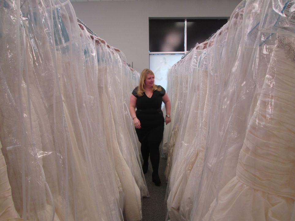 Bei Vows steht ein besonderer Besuch an: Die Bräute Shani, Danielle, Samantha und Jennifer kommen extra aus New York und wollen an nur einem Tag ihr... - Bildquelle: TLC