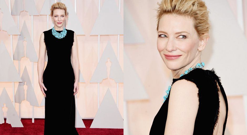 Oscars 2015: Cate Blanchett - Bildquelle: AFP