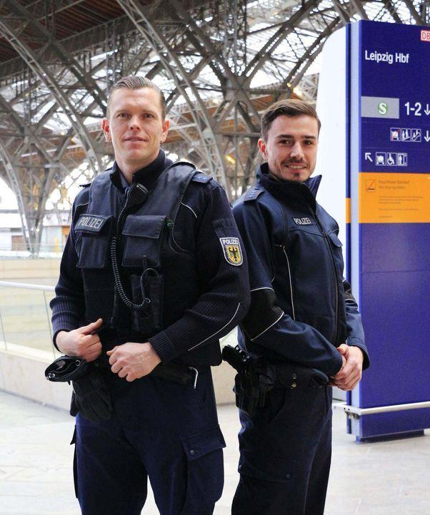 """Spannend, skurril und schockierend: In """"Achtung Kontrolle! Einsatz für die Ordnungshüter"""" lassen die Ermittler, wie die Bundespolizei Leipzig, ihre... - Bildquelle: kabel eins"""