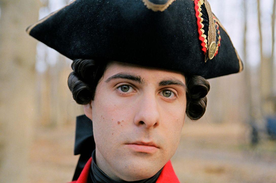 Der naive und romantische König Louis XVI (Jason Schwartzman) lernt seine zukünftige Frau Marie-Antoinette kennen ... - Bildquelle: 2006 I Want Candy, LLC. All Rights Reserved.