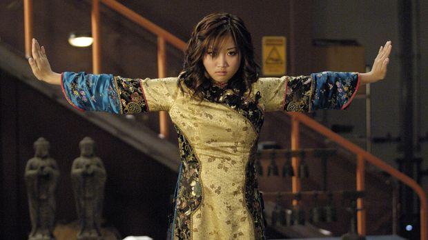Wendy Wu (Brenda Song) wehrt sich anfangs hartnäckig gegen ihre neue Aufgabe,...