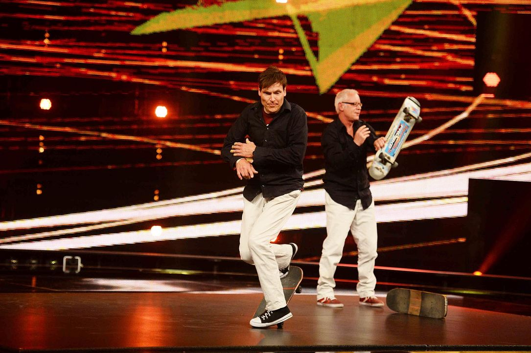 Got-To-Dance-Guenther-Eddie-06-SAT1-ProSieben-Willi-Weber - Bildquelle: SAT.1/ProSieben/Willi Weber