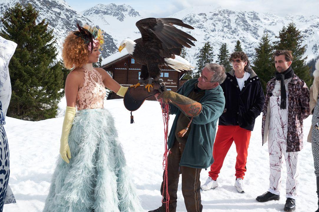 SNTM_S2_Shooting_0324 - Bildquelle: ProSieben Schweiz