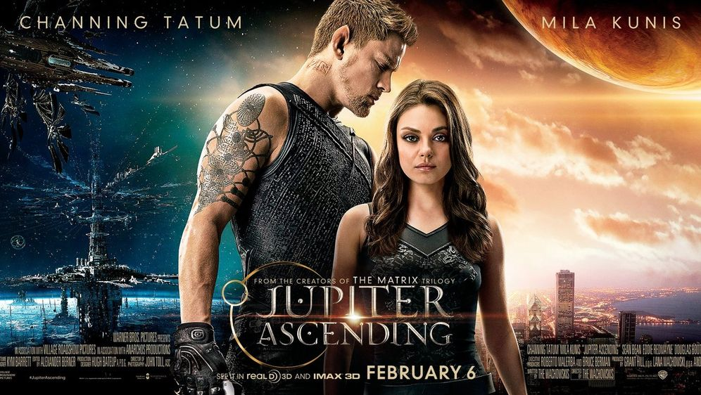 Jupiter Ascending - Bildquelle: 2014 Warner Bros. Entertainment Inc., WV Films IV LLC, and Ratpac-Dune Entertainment LLC. All rights reserved.