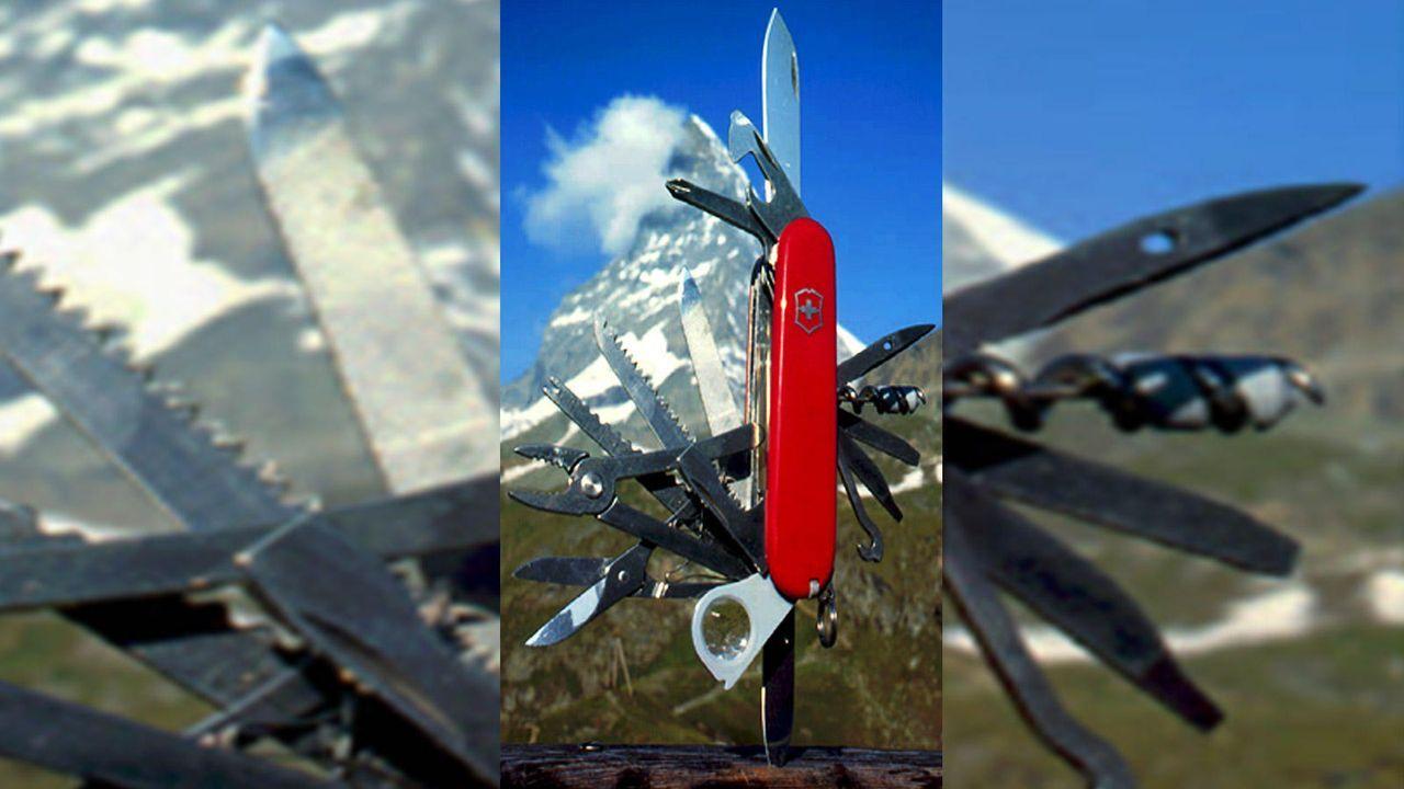 Schweizer Messer - Bildquelle: dpa