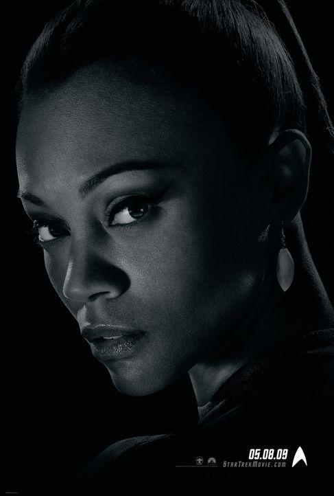 Star Trek - Artwork - Uhura (Zoë Saldana) - Bildquelle: Paramount Pictures