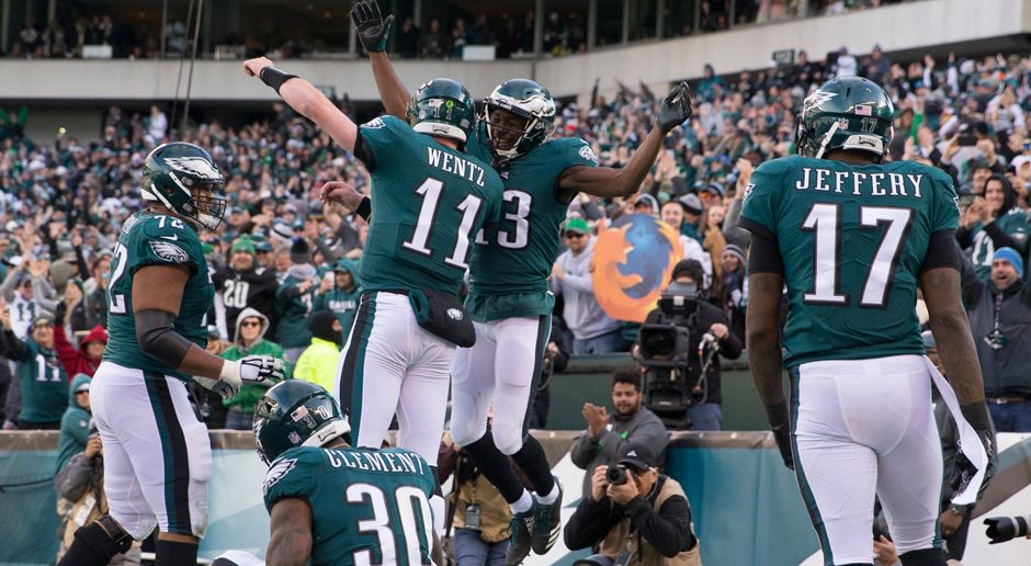 Philadelphia Eagles - Bildquelle: 2017 Getty Images