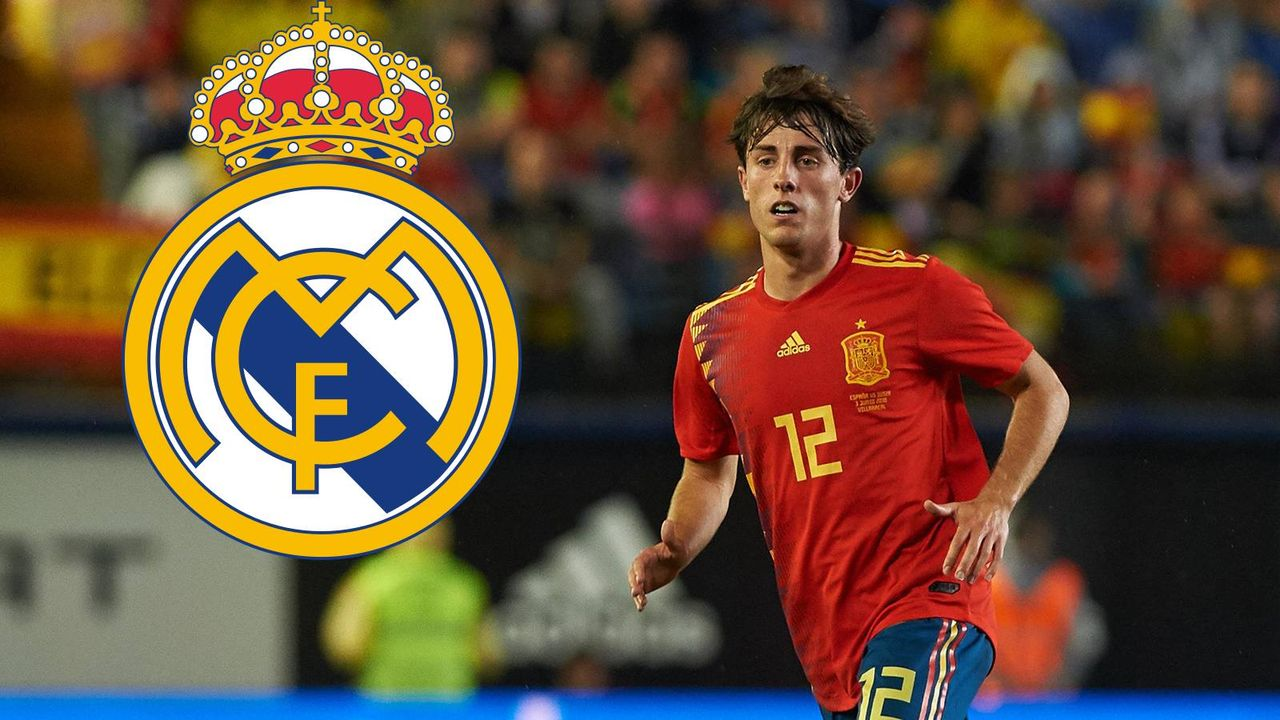 Alvaro Odriozola (Zugang Real Madrid) - Bildquelle: getty