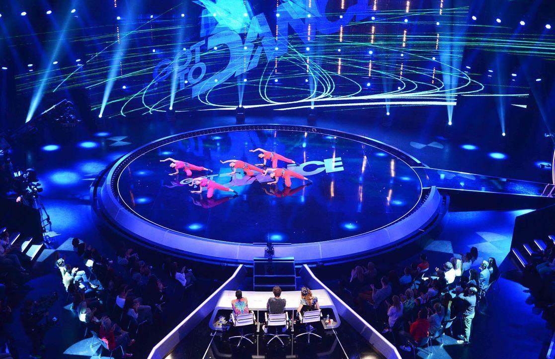 Got-To-Dance-TeKi-TeKua-10-SAT1-ProSieben-Willi-Weber - Bildquelle: SAT.1/ProSieben/Willi Weber