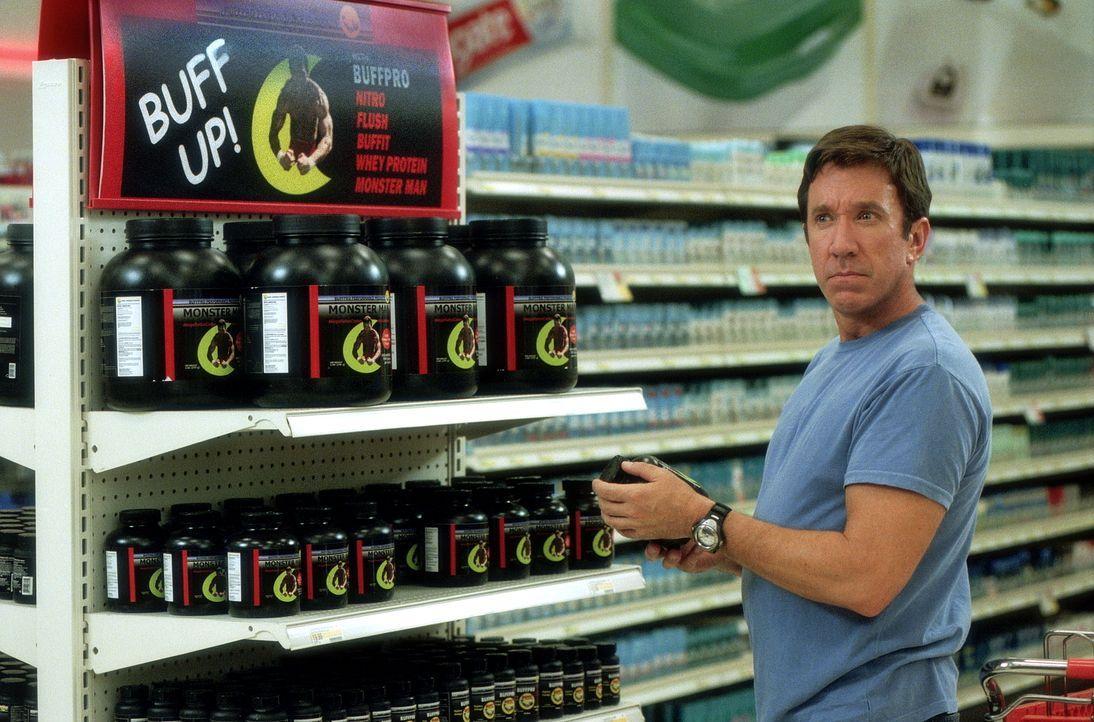 Joe Scheffer (Tim Allen) ist ein Niemand - seine Arbeit bei einem großen Unternehmen weiß keiner zu würdigen, bei Beförderungen wird er regelmäßig ü... - Bildquelle: 20th Century Fox