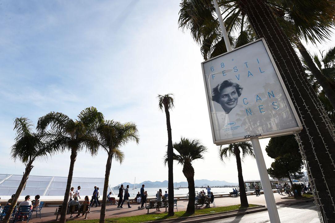 Cannes-Film-Festival-Vorbereitungen-15-05-12-AFP - Bildquelle: AFP