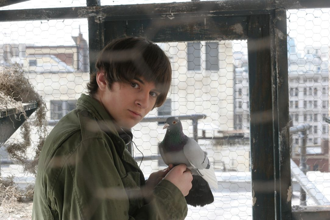 Jack Malone (L.B. Tracey) in jungen Jahren ... - Bildquelle: Warner Bros. Entertainment Inc.