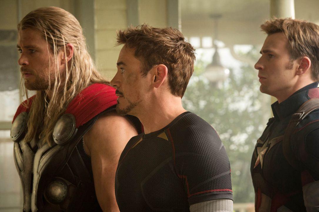 Marvels-Avengers-Age-Of-Ultron-07-Marvel2015 - Bildquelle: Marvel 2015