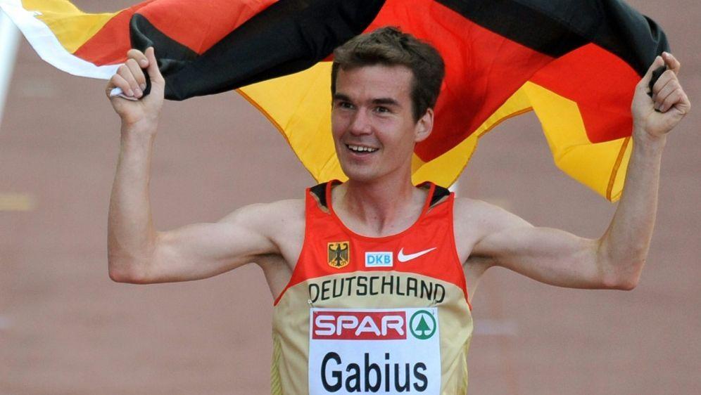 Gabius kritisiert deutschen Anti-Doping-Kampf - Bildquelle: AFPAFPYURI KADOBNOV