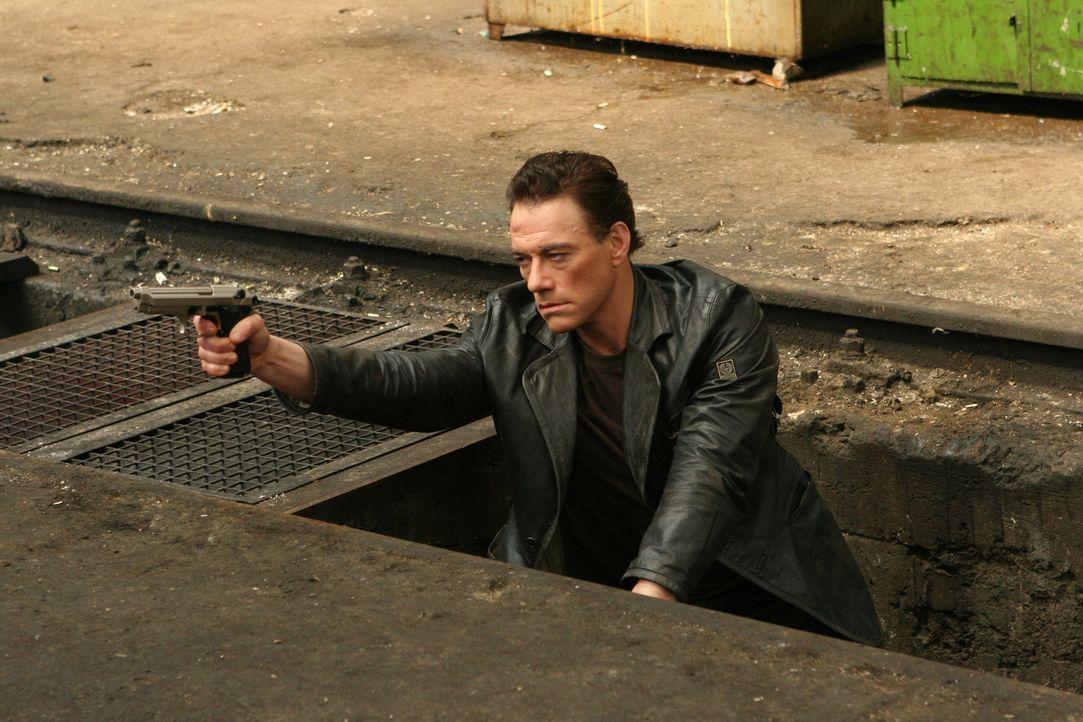 Muss noch ein letztes Gefecht austragen: Cop Anthony Stowe (Jean-Claude Van Damme) ...