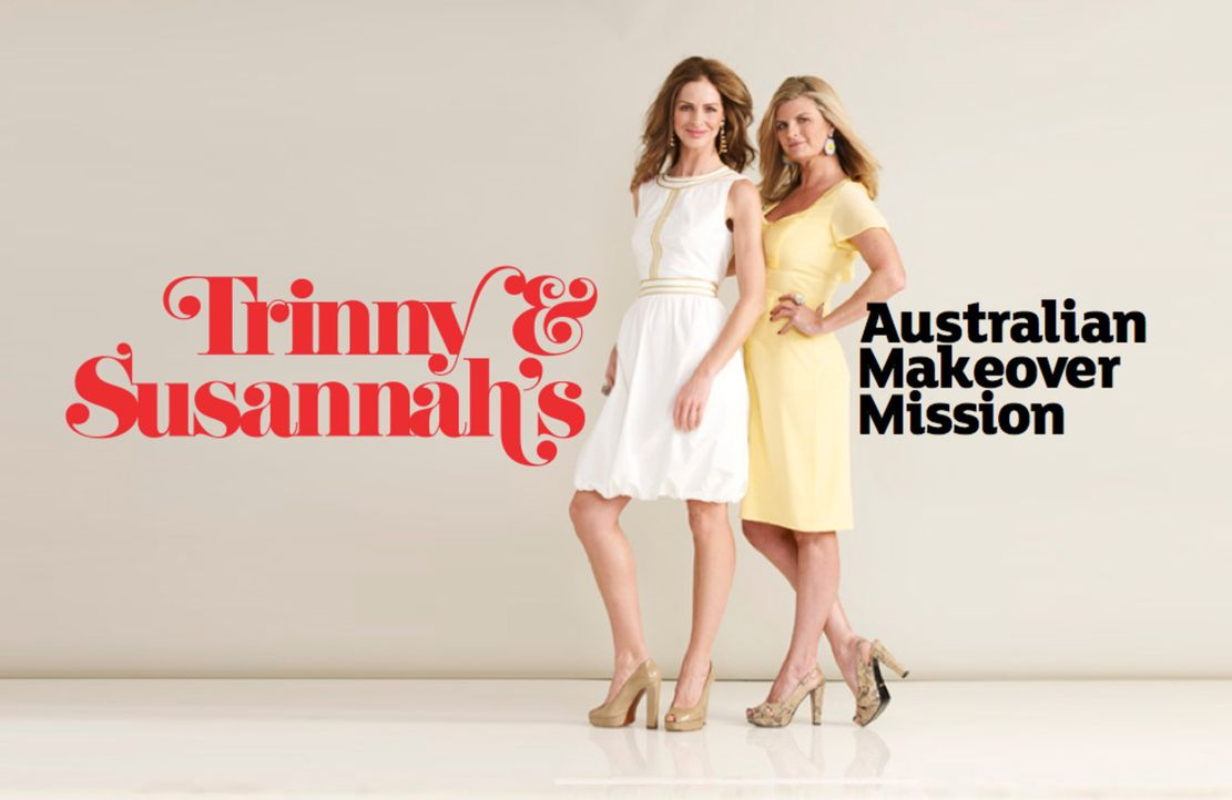Mission: Makeover - by Trinny & Susannah - Artwork - Bildquelle: XYZ Networks