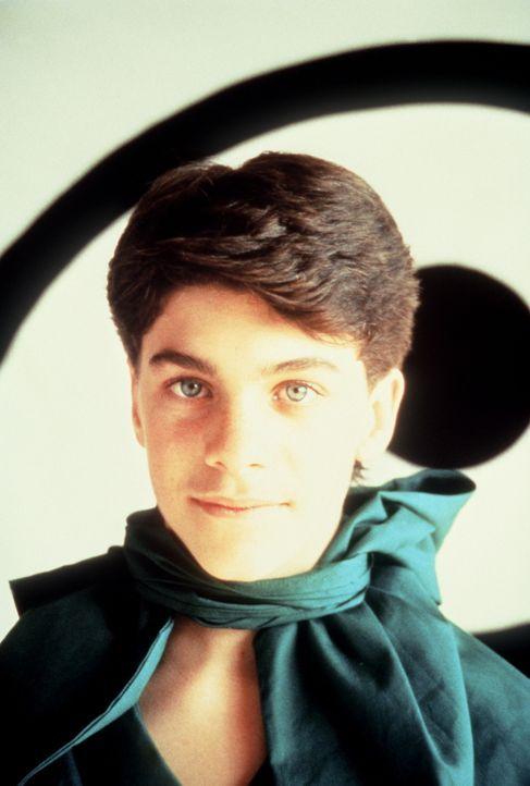 Der smarte Rocky (Sean Fox) ist einer der 3 Ninja-Brüder. - Bildquelle: Columbia TriStar