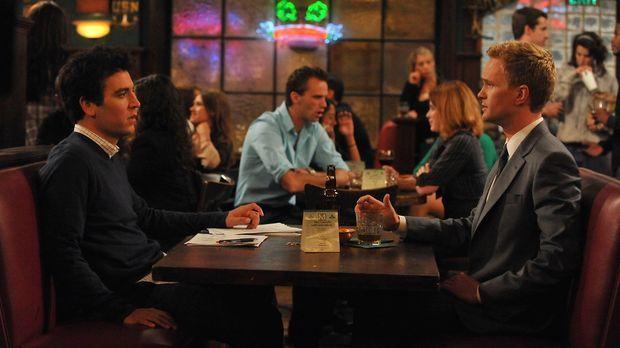 Ted (Josh Radnor, l.) ist immer noch auf der Suche nach der Frau fürs Leben....