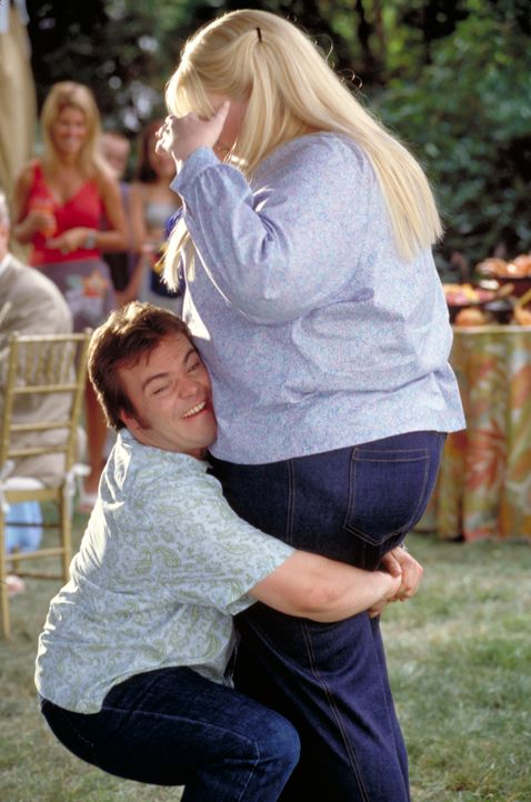 Hal (Jack Black, l.); Rosemary (Gwyneth Paltrow, r.) - Bildquelle: 2001 Twentieth Century Fox Film Corporation.  All rights reserved.
