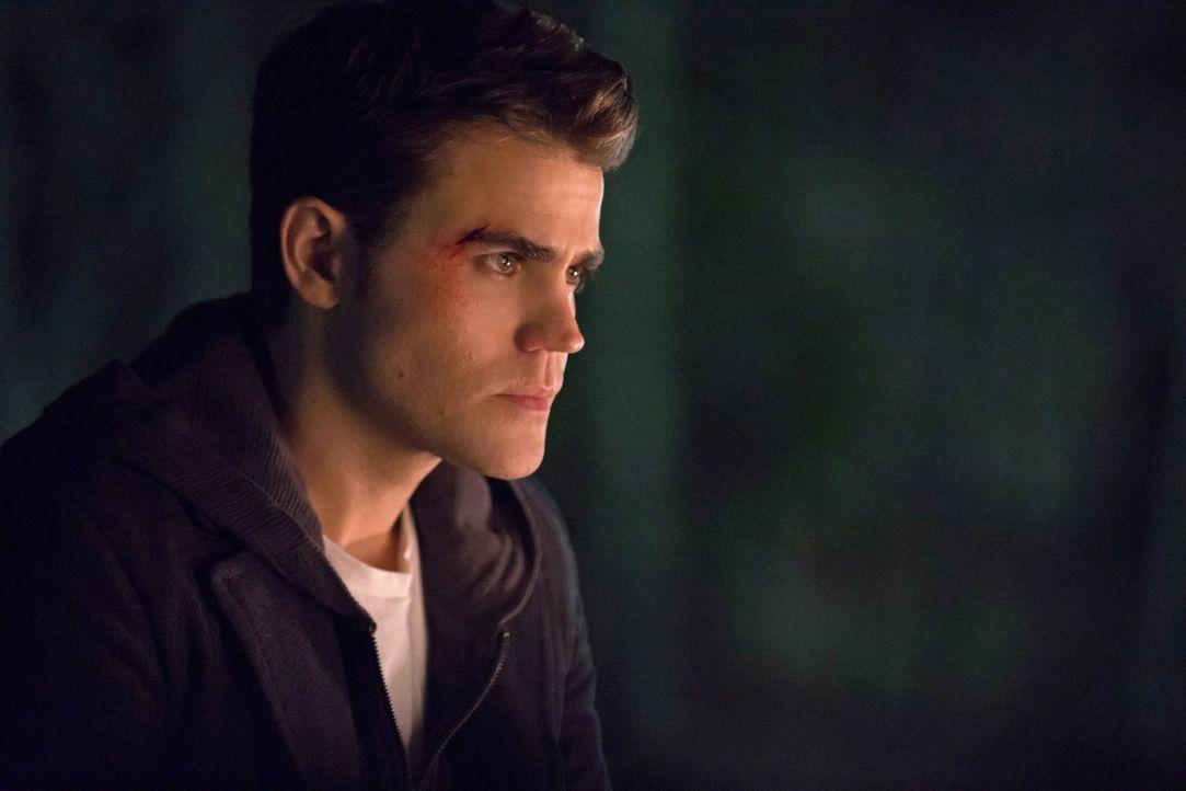 Eigentlich will sich Stefan (Paul Wesley, l.) auf eine Vergebungsreise machen, doch dann erfährt er, dass sein Bruder dringend Hilfe benötigt ... - Bildquelle: Warner Bros. Entertainment, Inc.
