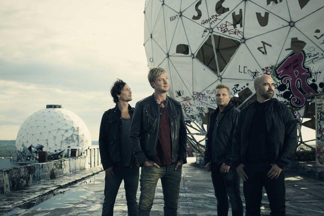 """Das SAT.1-Special """"Sunrise Avenue - Live"""" zeigt das ausverkaufte Konzert der """"Unholy Ground""""-Tour in der o2 World in Hamburg, das im Februar 2014 st... - Bildquelle: SAT.1"""